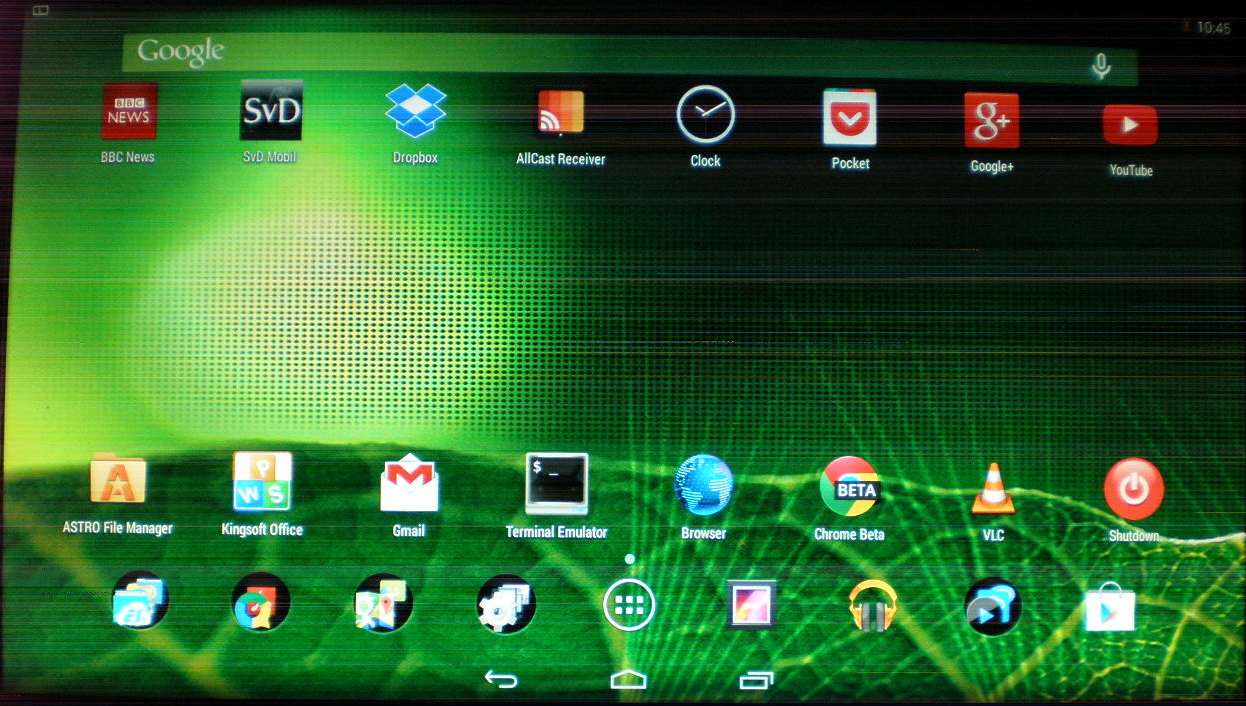 Android x86 | KitKat