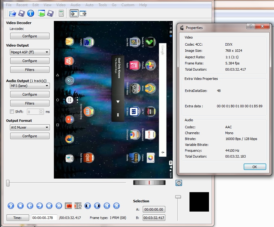 az screen recorder no root old version