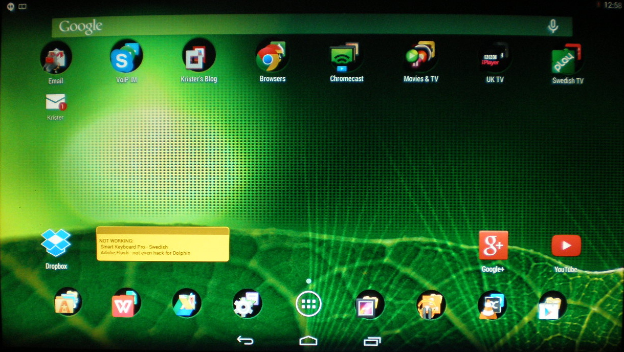 Android-x86 | 4 4 | r1 stable | USB-stick